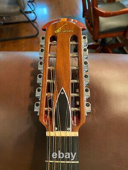 Ovation 1115-4 12 Guitare Acoustique À Cordes. Fabriqué Aux Etats-unis. Aussi Bon Qu'il Obtient