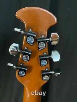 Ovation 1139 Vintage Acoustic Guitar 1982 États-unis Made Natural Mint Condition