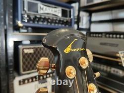 Ovation 1767 Black Legend Made In USA La Guitare Acoustique