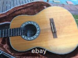Ovation Concert Classic Model 1116 Martin Strings Made In USA