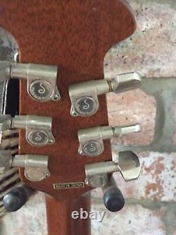Ovation Pinnacle Modèle 3712 Guitare Électro-acoustique Fabriqué Au Japon Trade Part Ex