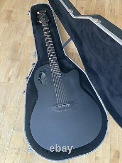 Ovation USA Elite 1778t Made In America Electro Acoustic Guitar