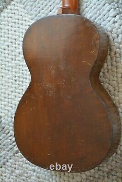 Parleur De Guitare Alte Gitarre Fabriqué En Allemagne