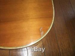 Pearl Guitar Made Ay Hayashi Superbe Rare Utile Ems F / S