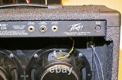 Peavey Backstage Chorus 208 Guitar Combo Amplificateur USA A Fait Tout Ce Qui Fonctionne
