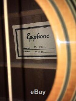 Pr 1990 Epiphone 350sl Fabriqué En Corée