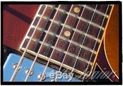 Rare 1974 Yamaha Sg-45 Tenue All Original Avec Ohsc. Fabriqué Au Japon
