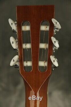 Rare 2006 Washburn R308s Parlor Guitare Édition Limitée De Seulement 48 Un Fait