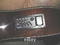 Rare Mr. Potato Phc-02 Guitare Classique Electrique Acoustique Fait Main