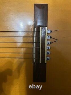 Rare Vintage Suzuki No 701 Guitare Acoustique Made In Japan