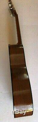 Rare! Vtg 1975-1977 S. Yairi Hand Made Modèle 300 Nagoya Japon Ad Guitare Électro-acoustique