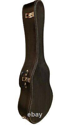 Regal Parlor Guitar Uni-bar Renforcé Neck Model 200 Made In USA 24 Scale