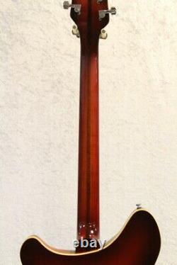 Rickenbacker 1988 360 / Guitare Électrique Semi-acoustique Avec Ohc Made In 1988 USA