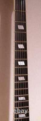 Riviera Guitare Epiphone Semi-acoustique Orange Label Natural Made In Japan