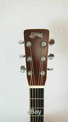 S. Yairi Yd-304 1975 Jacaranda De Tige No Modèle Made In Japan