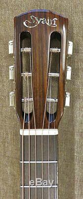 S. Yairi Yn-120 Guitare Acoustique À Tête Fente, Instrument De Musique Terada Fabriqué Au Japon