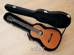 Salon De Guitare Acoustique Hamilton Luthier 2013 De La Taille 2-17, Fabriqué Aux États-unis Avec Étui