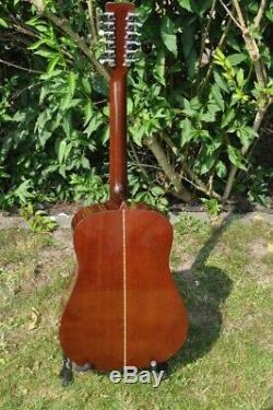 Samick 12 Cordes Guitare Acoustique De 90 Fabriqués En Corée Gitarre