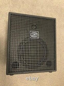 Schertler Jam 200w Acoustic Guitar Amplificateur Swiss Made Anthracite