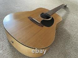 Seagull S6 Early 90s Modèle Guitare Électro Acoustique Fabriquée Au Canada