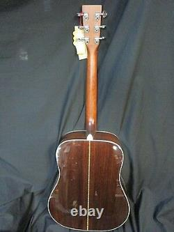 Sigma Dr-28l (lefty) Guitare Acoustique Made In Gunther Lutz Run Factory