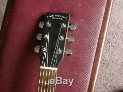 Simon & Patrick Westerngitarre Vollmassiv Made In Kanada Martin Saiten
