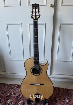 Sirocco Guitar Unique Design, Luthier Made In England