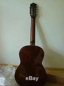 Spanish Guitar, Gypsy Guitar, Guitare 7 Cordes, Fabriqué Par Hora