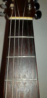Suzuki Haut Folk Gitarre 1970er Jahre Zustand Made In Japan