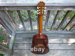 Suzuki Modèle 60 Guitare Acoustique De La Kiso Suzuki Violin Co. Fabriqué Au Japon