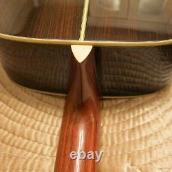 Suzuki Modèle Sd 390 Guitare Acoustique, Fabriqué Au Japon, Nagoya Rare & Collectable