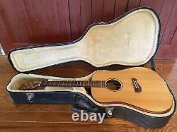 Tacoma Dm9 Acoustic Guitar/made In Usa, 2003, Prefender/fantastic Condition