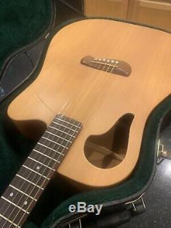 Tacoma Roadking Rm6c Acoustique Guitare Électrique Mint Made In USA Avec Martin Hc