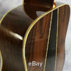 Takamine 1974 Fait Tw-50 Japon Rare Beau Millésime Populaire Ems F / S