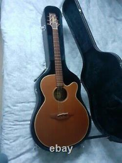 Takamine Ean40c Electro Acoustic Guitar, Made In Japan