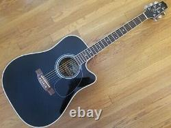 Takamine Ef341sc Guitare Électro-acoustique Faite Au Japon