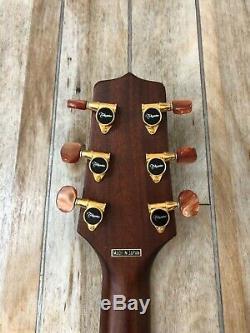 Takamine En-10 1994 (fabriqué Au Japon) Guitare Electro Acoustique Inc. Affaire Takamine