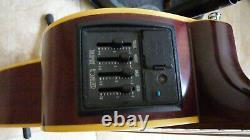 Takamine En-30c Gitarre Mit Koffer Und Git. Gurt, C'est Lui. Equaliser Vintage Made In Japan