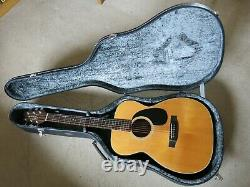 Takamine F-307s Massif Guitare Acoustique Made In Japan Rare & Simplement Superbe