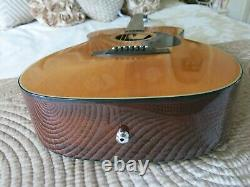 Takamine F-307s Solid Top Guitare Acoustique Made In Japan Rare & Simply Stunning