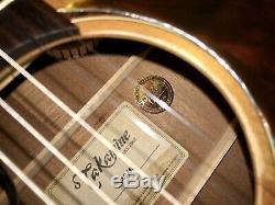 Takamine P3mc Guitare Acoustique Made In Japan 50e Anniversaire