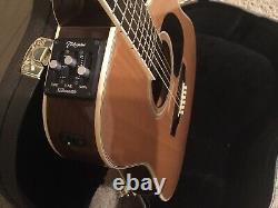 Takamine Pro-série 1984 Rare Natural Guitare Acoustique-électrique Made In Japan