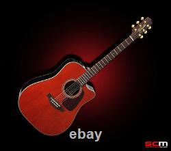 Takamine Tp5dc-wb Dreadnought Acoustic-electric Guitar Made In Japan Avec Hardcase
