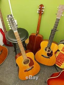 Takeharu Wt-100 Vintage (1978) 12 Cordes De Guitare Faite Par Kiso Suzuki Violon Co
