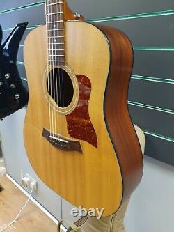 Taylor 110 Dreadnought 2007 Guitare Acoustique Naturelle Fabriquée En Amérique