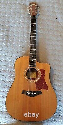 Taylor 110ce 2009 Modèle Guitare Acoustique USA Fait