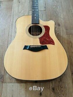 Taylor 310ce Dreadnought Cutaway Electro Acoustic Guitar Solidwood / Made USA