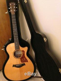 Taylor De Fabrication Américaine Guitare Acoustique 512c Rh Non-électrique Namm