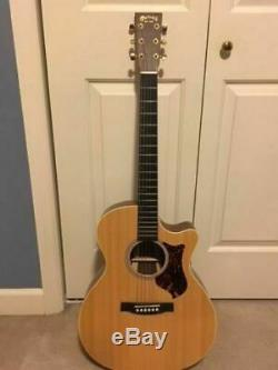 USA Made Martin Acoustic Gpcpa4 Rare! 2012 Rosewood Et Siris Retour Seulement 5 Ans