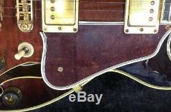 Utilisé! Ibanez Artstar Am-200 Guitare Semi-acoustique De Rayon De Soleil Made In Japan Withhc